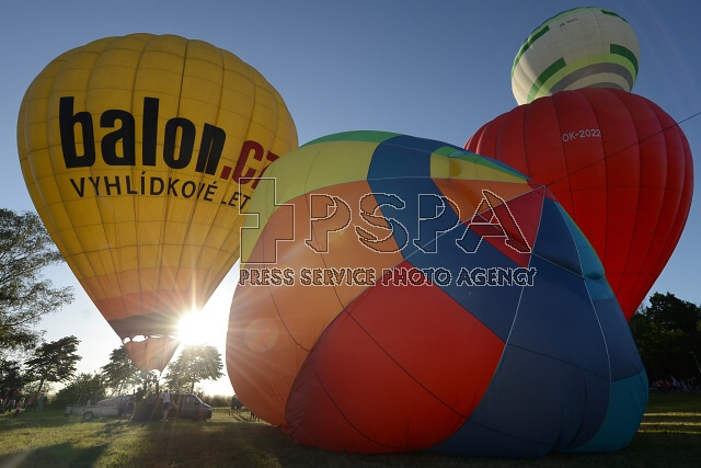 17th Czech Hot-air Balloons Fiesta will take place from June 06th to 09th 2019 in Bela pod Bezdezem