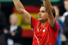 Czech Republic host Spain in the Davis Cup tennis final match