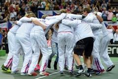 FED CUP FINAL, Czech Republic vs Germany