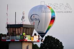 3nd FAI Hot Air Balloon Czech Championship in Jindrichuv Hradec