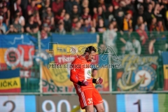JAN SEDA, goalkeeper of FK Mlada Boleslav