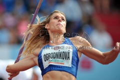 Golden Spike event in Ostrava