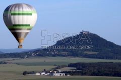 "The 17th Czech Hot-air Balloons Fiesta ""Belske hemzeni"""