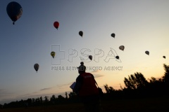 Hot Air Balloon Czech Championship in Jindrichuv Hradec