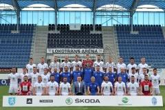 Official photo session of FK Mlada Boleslav