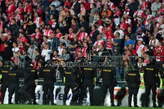 Slavia Prague v FK Jablonec, Czech Cup Finals, Czech Republic