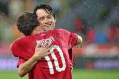 Former Arsenal midfielder Tomas Rosicky officially ends his professional playing career