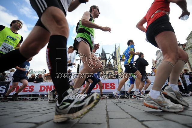 Prague International Marathon 2012