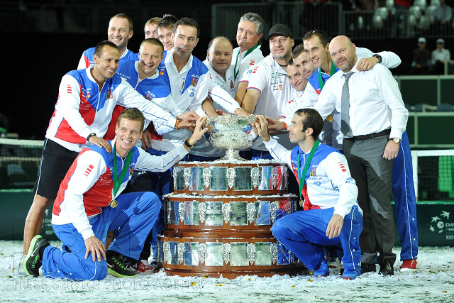 Davis Cup 2012, final