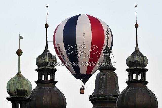 Balóny nad Telčí 2017
