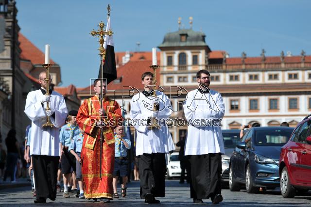 Ostatky kardinála Berana jsou zpět ve své vlasti