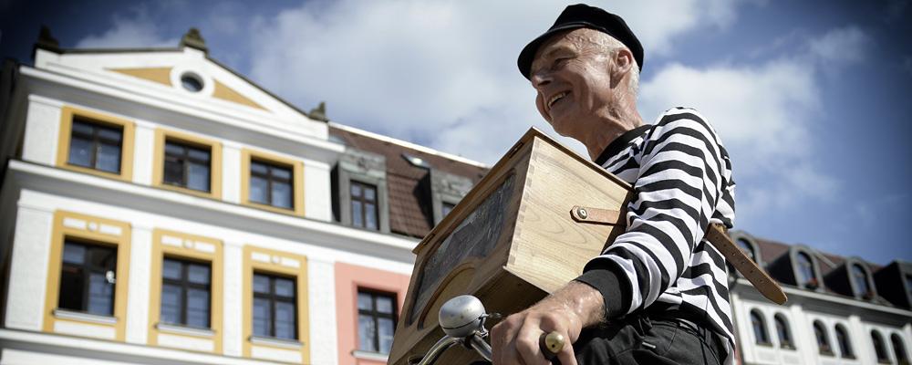 The International Barrel Organ Air festival in Liberec