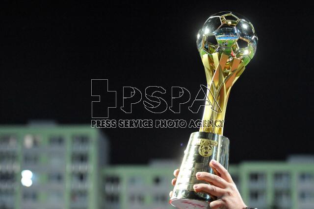 Slávia slaví vítězství v poháru
