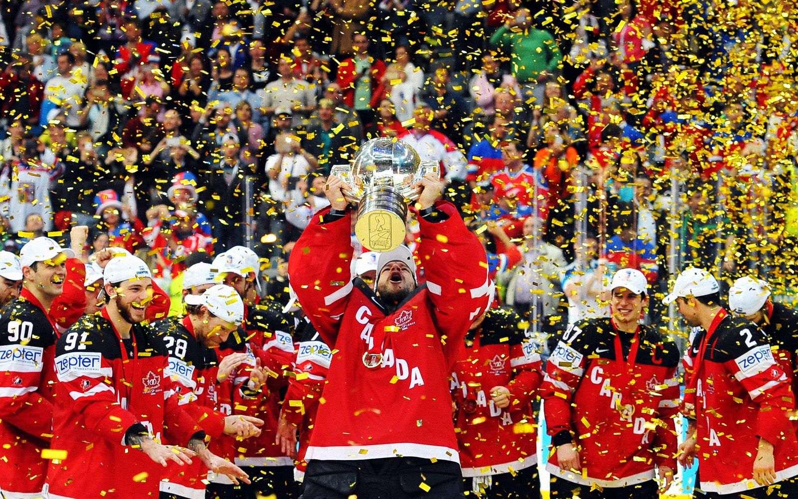 Mistrovství světa v ledním hokeji 2015