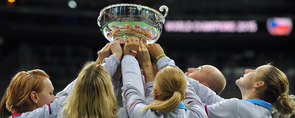 Fed Cup by BNP Paribas Final 2015, Czech Republic vs Russia