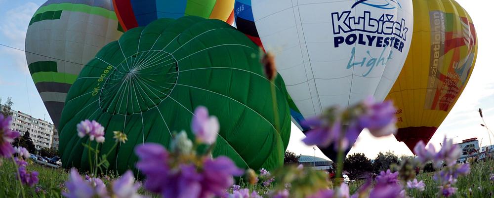XVII. Bělské balónové hemžení